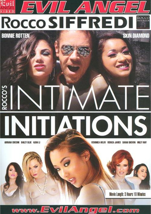 �������� ���������� ����� / Rocco's Intimate Initiations (2014) DVDRip