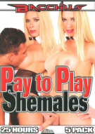 Pay To Play Shemales 5-Pack Porn Movie