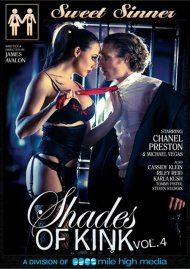 Shades Of Kink 4 DVD Image from Sweet Sinner.