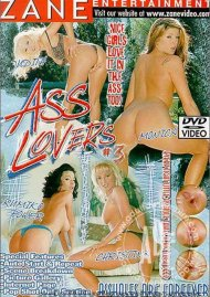 Ass Lovers #3 Porn Movie