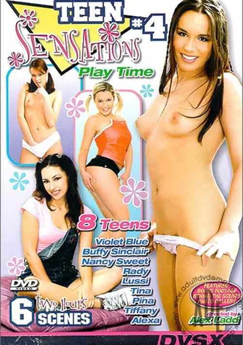 Teen Sensations 5 Adult DVD - excaliburfilmscom