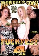 Monster Cock Fuckfest 4 Porn Movie