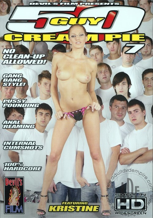 50 Guy Cream Pie 7