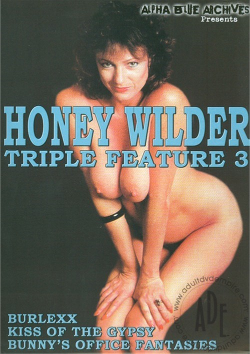 Honey Wilder Triple Feature 3 image