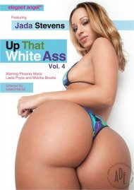 Up That White Ass 4 DVD Box Cover Image