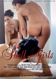 Watch Shell Girls Streaming Video from Viv Thomas!