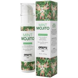 EXSENS of Paris Massage Oil - Mint Mojito Sex Toy