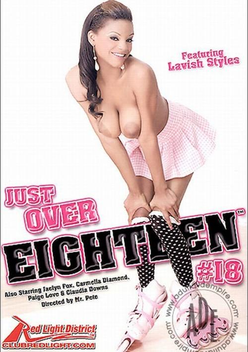 Just Over Eighteen #18
