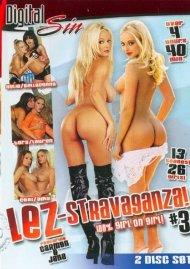 Lezstravaganza! 3 Porn Video