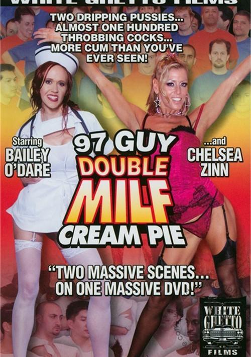 97 Guy Double MILF Cream Pie