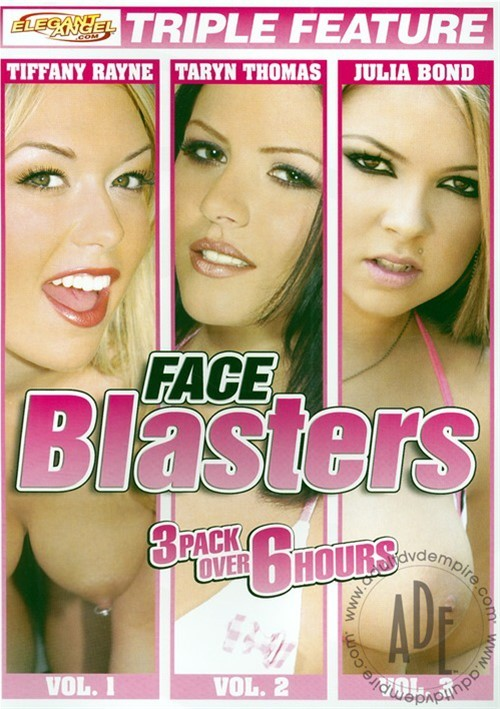 Face Blasters! 1-3