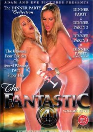 Fantastic 4 Vol. 7, The Porn Movie