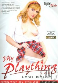 My Plaything: Lexi Belle Porn Video