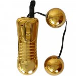 Nen-Wa Balls 7 - Gold Sex Toy