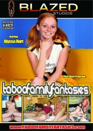 Taboo Family Fantasies DVD Image from Blazed Studio.