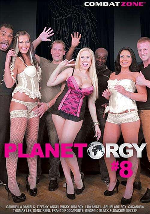Planet Orgy #8