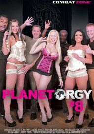 Planet Orgy #8 Porn Movie