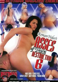 Asses of Face Destruction Vol. 6 Porn Movie