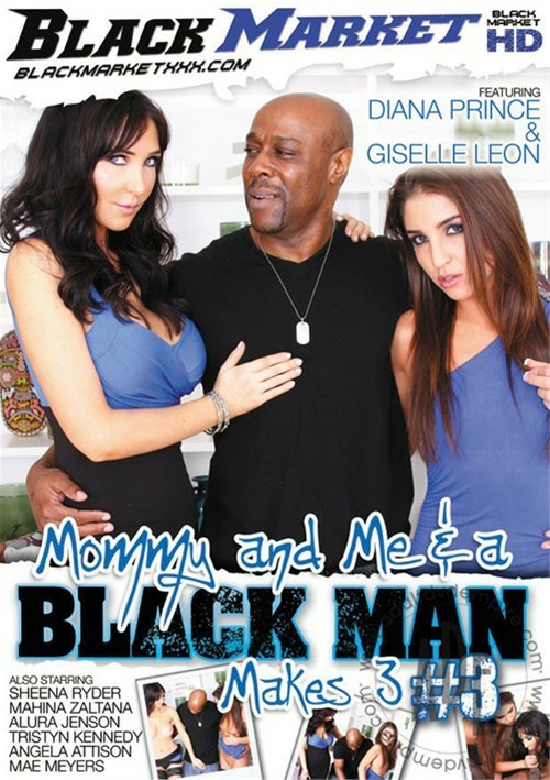 Mommy And Me & A Black Man Makes 3 #3