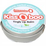 Kiss O Boo Tingly Lip Balm - Peppermint Sex Toy