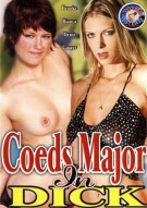 Coeds Major In Dick Porn Movie
