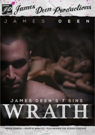 James Deen's 7 Sins: Wrath  DVD Image from Evil Angel.