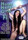 Horny Hairy Girls 14 Porn Movie