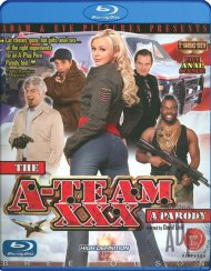 The A-Team: A XXX Parody Blu-ray Image from Adam & Eve.