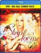 Riley Steele Strip For Me (DVD + Blu-ray Combo) Blu-ray