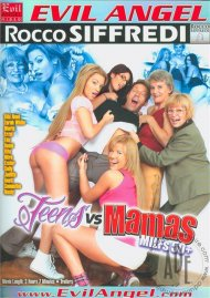 Teens VS. Mamas: MILFs 50+ Porn Video