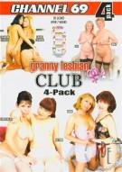Granny Lesbian Club 4-Pack Porn Movie
