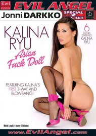 Kalina Ryu: Asian Fuck Doll