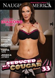 Seduced By A Cougar Vol. 33 Porn Movie