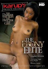Ebony Elite, The Porn Movie