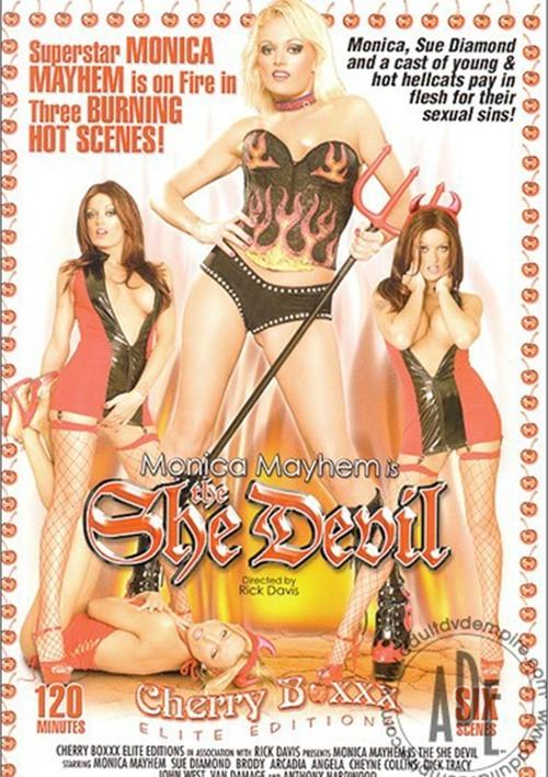 She Devil Porn 54