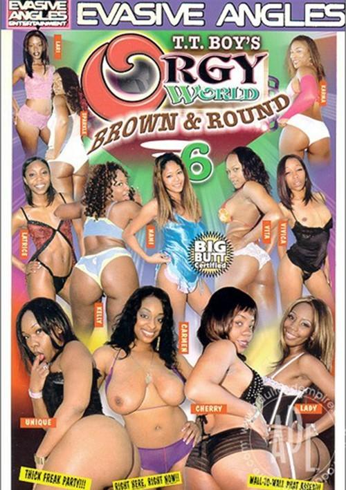 Orgy World: Brown & Round 6
