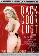 Back Door Lust Porn Movie