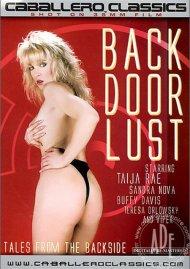Back Door Lust Porn Movie