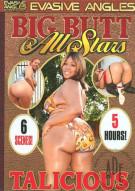 Big Butt All Stars: Talicious Porn Movie
