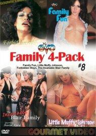 Family 4-Pack #8 Porn Movie