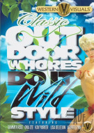 Classic Outdoor Whores Do It Wild Style Porn Movie