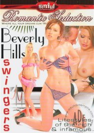 Romantic Seduction: Beverly Hills Swingers Porn Video