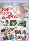 Real Women Doing Women 4-pack Porn Movie