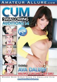Cum Swallowing Auditions Vol. 14 Porn Movie