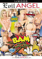 BAM: Blonde Anal MILFs Porn Video