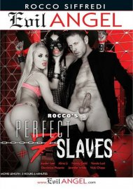 Rocco's Perfect Slaves #7 DVD Image from Evil Angel.