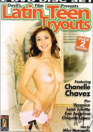 Latin Teen Tryouts Porn Video