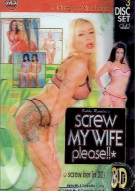 Screw My Wife, Please!! *Screw Her In 3D! Porn Video