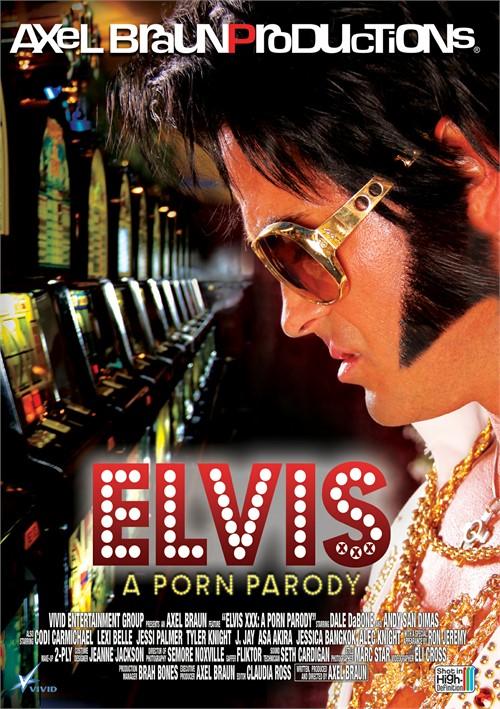 Elvis XXX A Porn Parody
