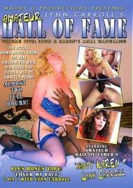 Amateur Hall Of Fame Vol. 5: Lynn & Karens Anal Gangbang Porn Video
